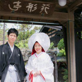 行形亭 結婚式