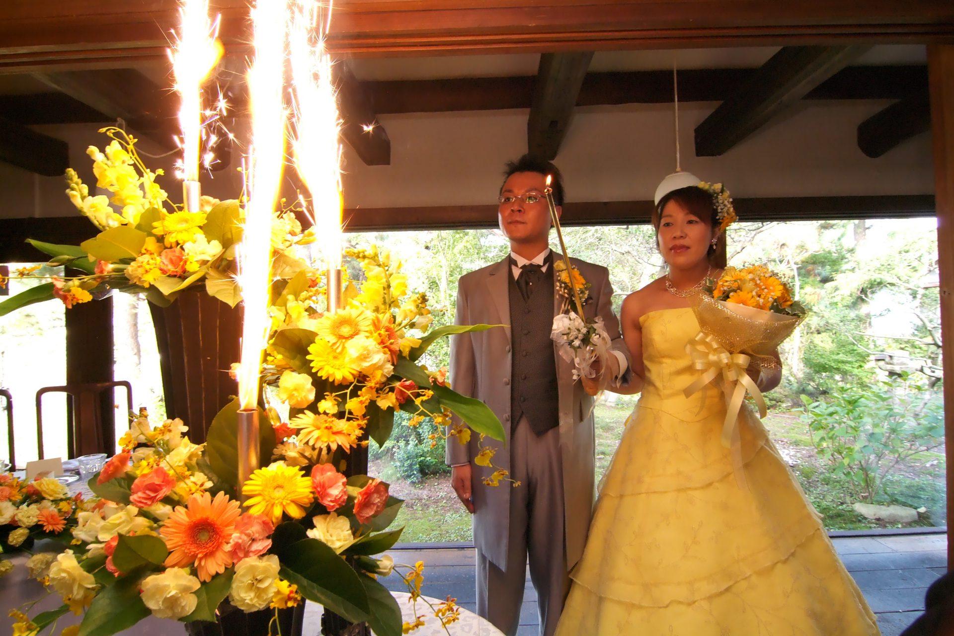 ノラ・クチーナ 結婚式