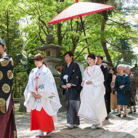 金峯神社 結婚式