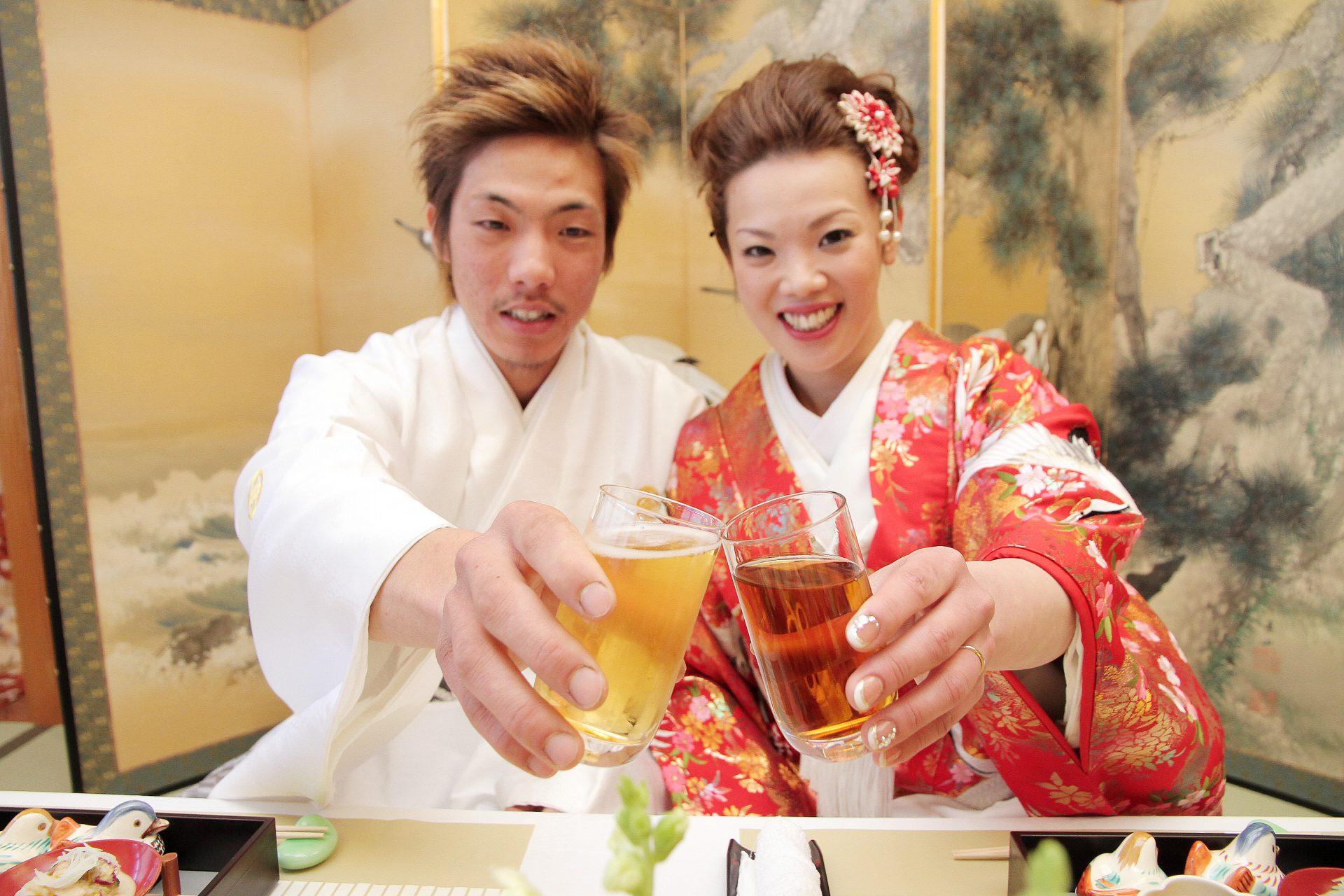 大橋屋 結婚式