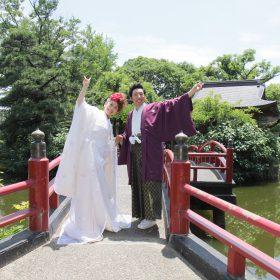 三条八幡宮 結婚式