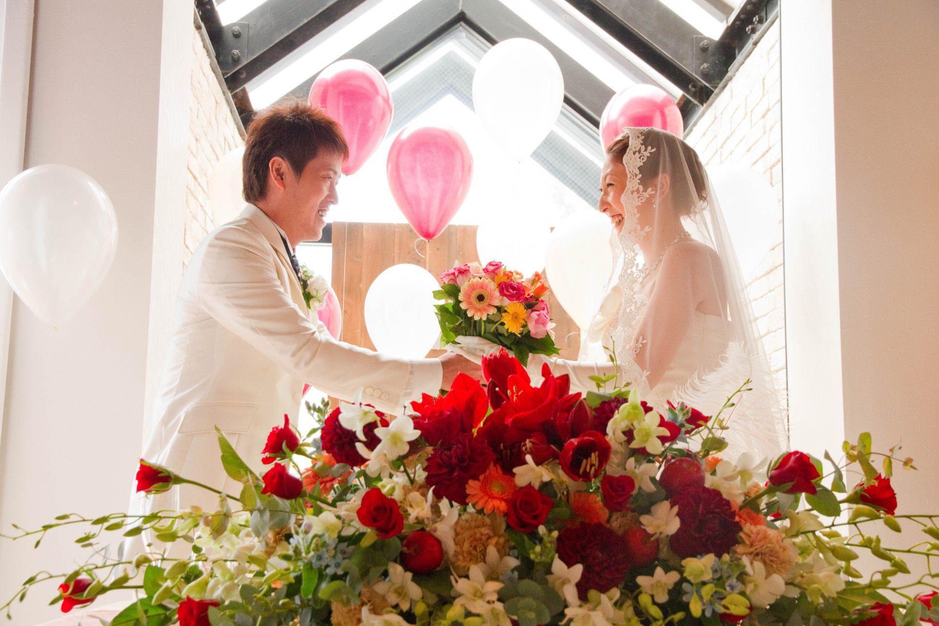 シーズン 結婚式