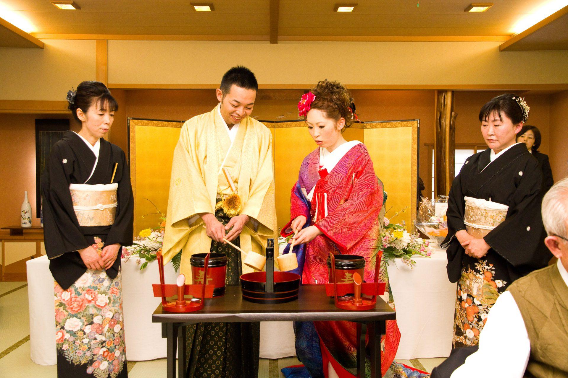 櫻家 結婚式