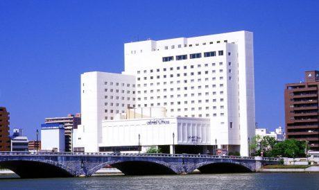 オークラホテル新潟外観