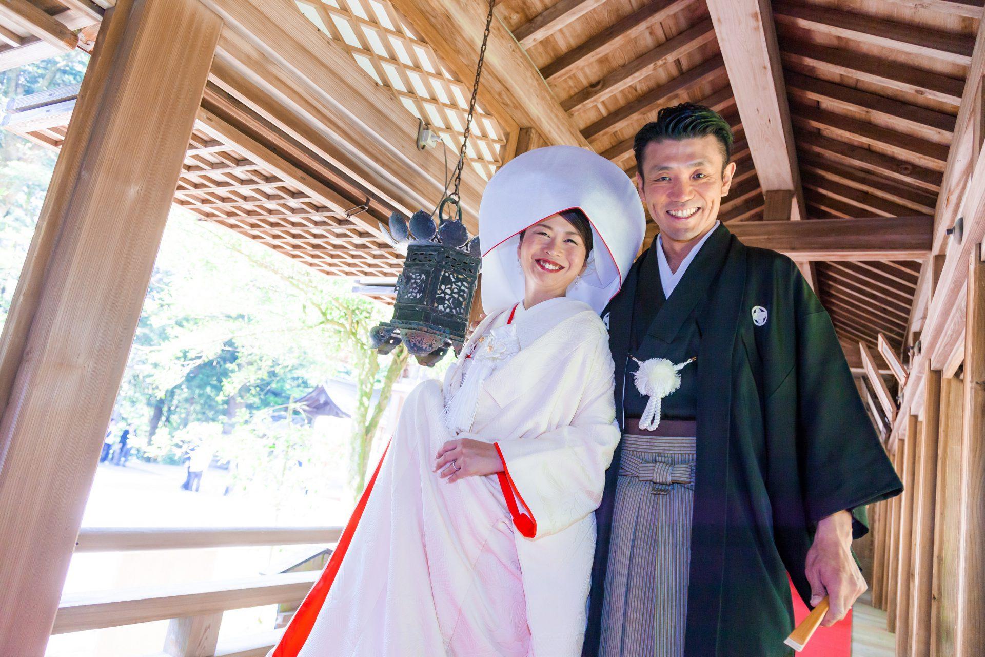 青海神社 結婚式